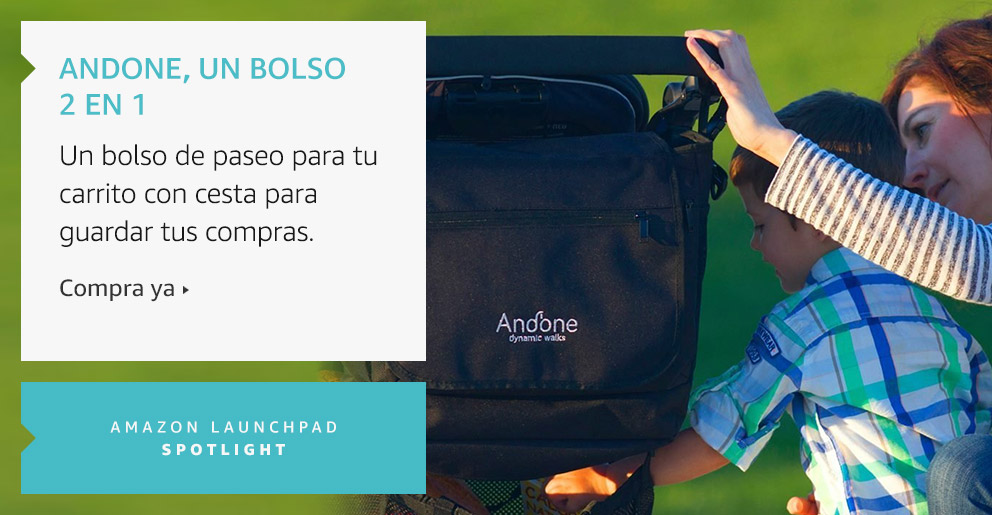 Amazon Launchpad: Andone