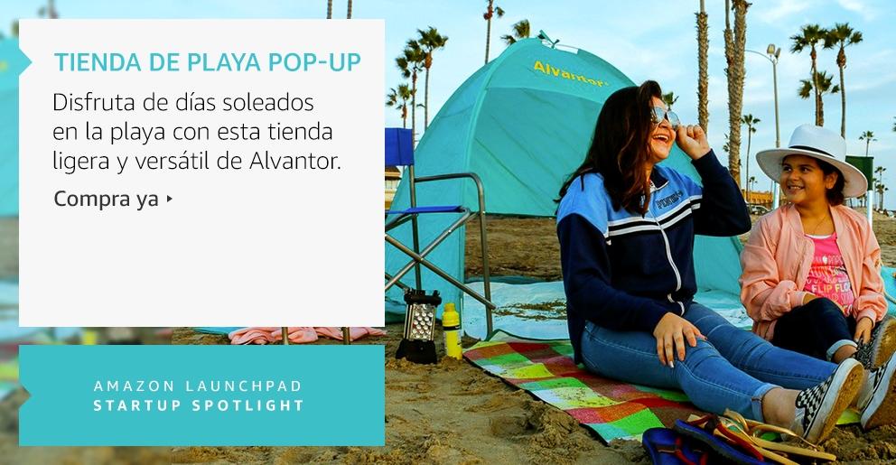 Amazon Launchpad: Tienda de playa Pop-Up