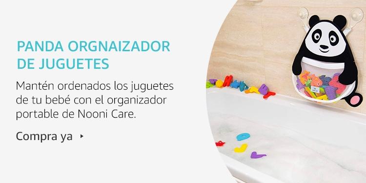 Amazon Launchpad:Panda orgnaizador de juguetes