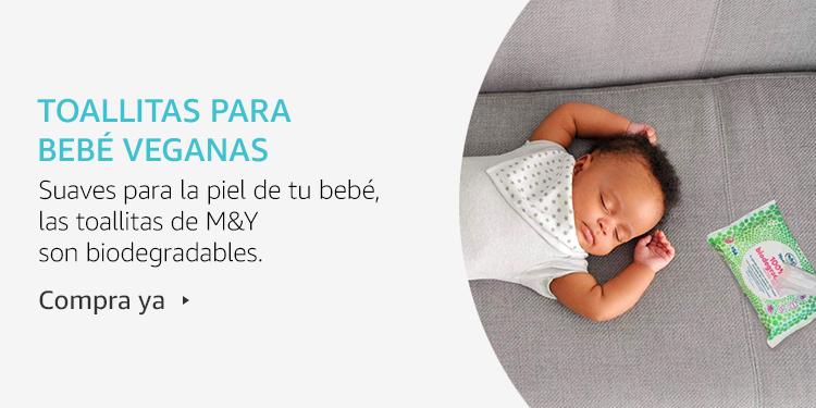 Amazon Launchpad:Toallitas para bebé veganas