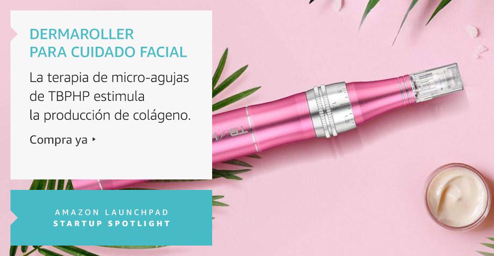 Amazon Launchpad: Dermaroller para cuidado facial