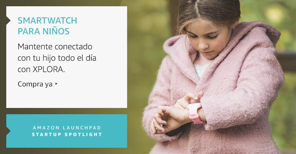 Amazon Launchpad: Smartwatch para niños