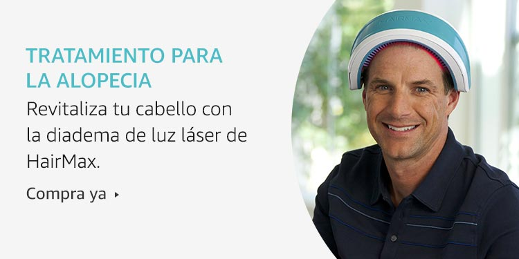 Amazon Launchpad: Tratamiento para la alopecia
