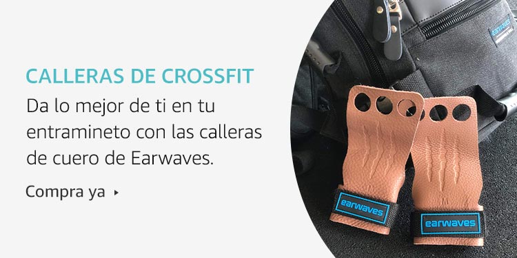 Amazon Launchpad: Calleras de crossfit