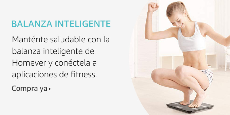 Amazon Launchpad: Balanza inteligente