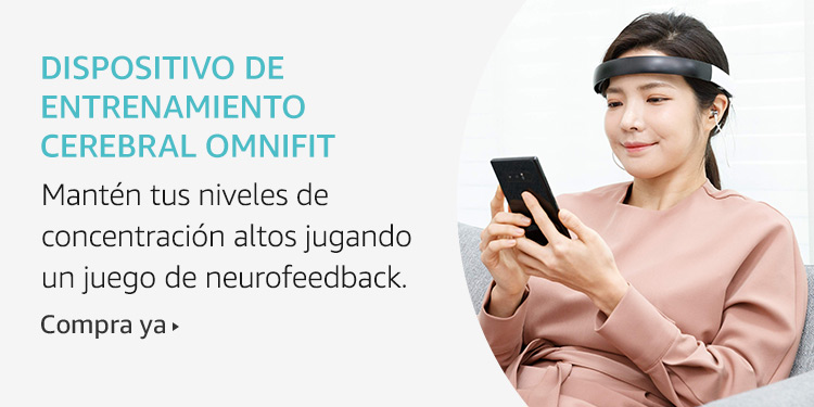 Amazon Launchpad: Dispositivo de entrenamiento cerebral Omnifit