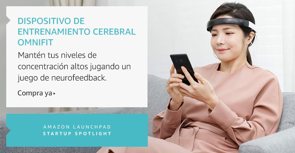 Amazon Launchpad: Dispositivo de entrenamiento cerebral Omnifit