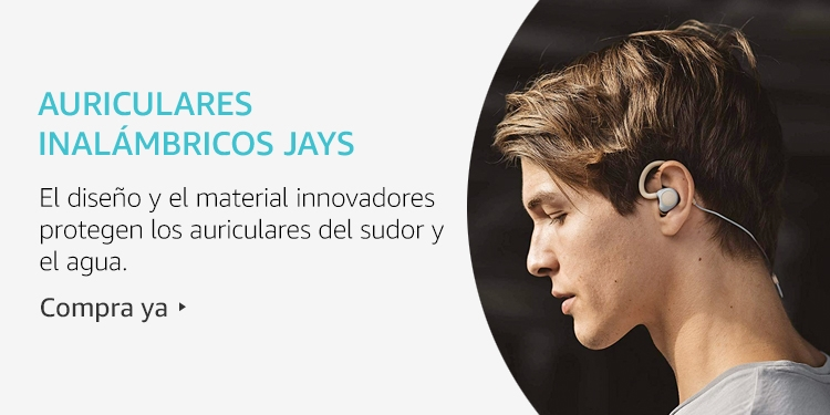 Amazon Launchpad: Auriculares inalámbricos Jays