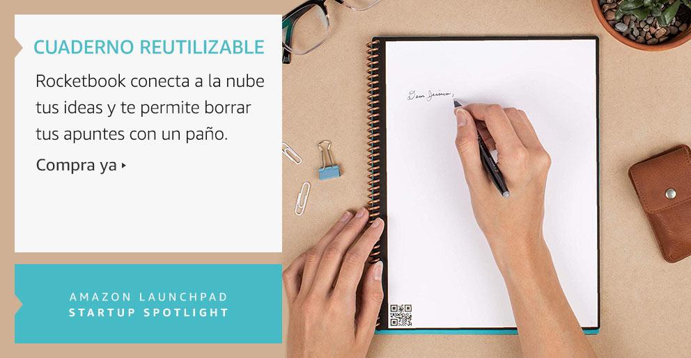cuaderno reutilizable