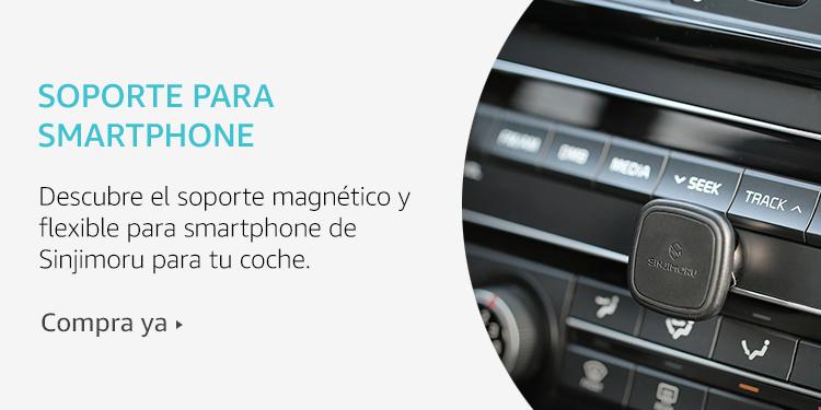 Amazon Launchpad: Soporte Para Smartphone