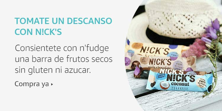 Amazon Launchpad: Tomate Un Descanso Con N!ck's