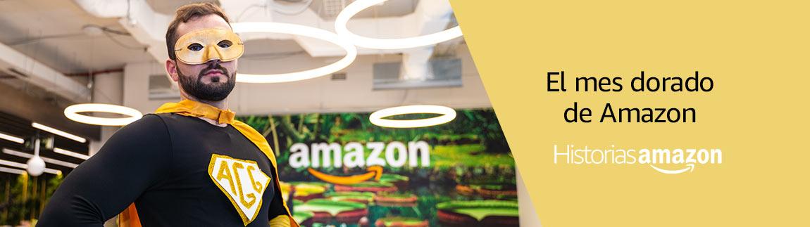 El mes dorado de Amazon
