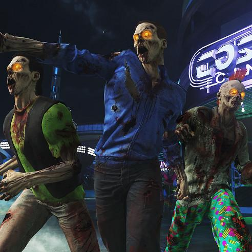 Lucha contra los zombies