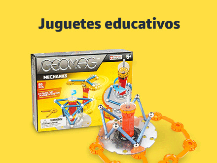 Juguetes educativos STEM