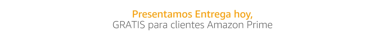 Presentamos Entrega hoy, GRATIS para clientes Amazon Prime