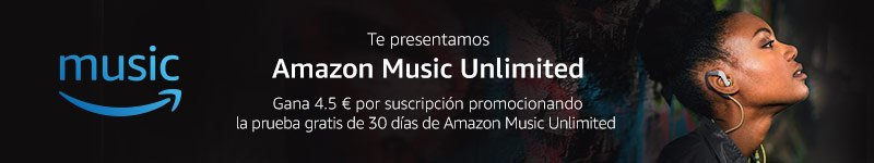 Affiliation Amazon Music Unlimited, Gagnez 4.5 €