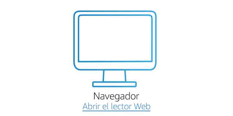 Amazon Music en tu navegador web
