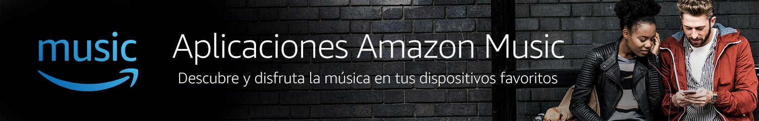 Aplicaciones Amazon Music Unlimited para smartphone (iOS y Android), ordenador, tablet, coche, Sonos etc.