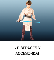 Disfraces y accessorios Star Wars
