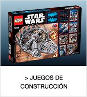 Juegos de construcción Star Wars