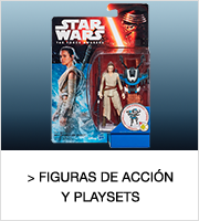 Figuras de acción y playsets Star Wars