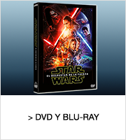 DVD y Blu-ray Star Wars