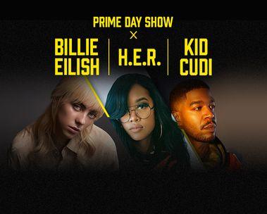No te pierdas el show de Prime Day