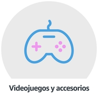 Videojuegos y accesorios