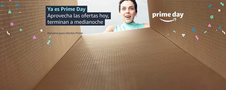 Es Prime Day.Dos dias de grandes ofertas.