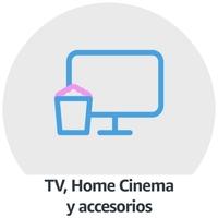 TVs, Home Cinema y accesorios