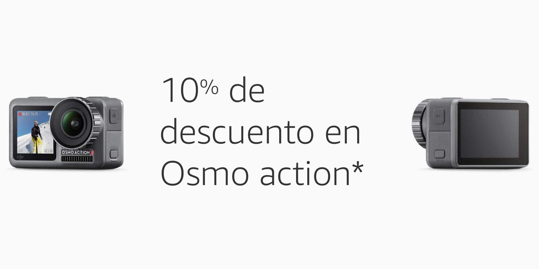 10% de descuento en Osmo action