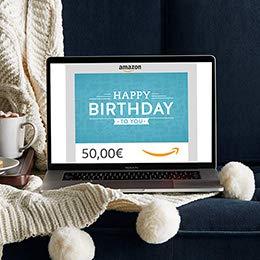 Descubre los Cheques Regalo Amazon.es disponibles al instante