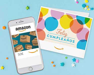 Cheques Regalo Amazon.es