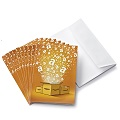 Lote de 10 + tarjetas de felicitación