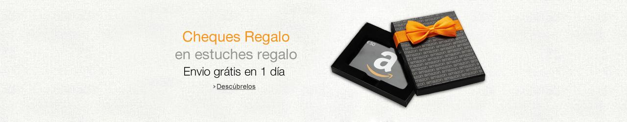 Cheque Regalo Amazon Vender