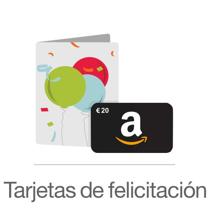 Amazon.es: Cheques regalo