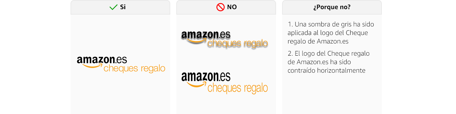 Amazon.es: Gift Cards Brand Guidelines - Amazon Incentives ...