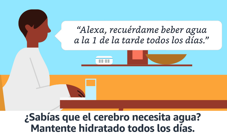 Alexa Wellness
