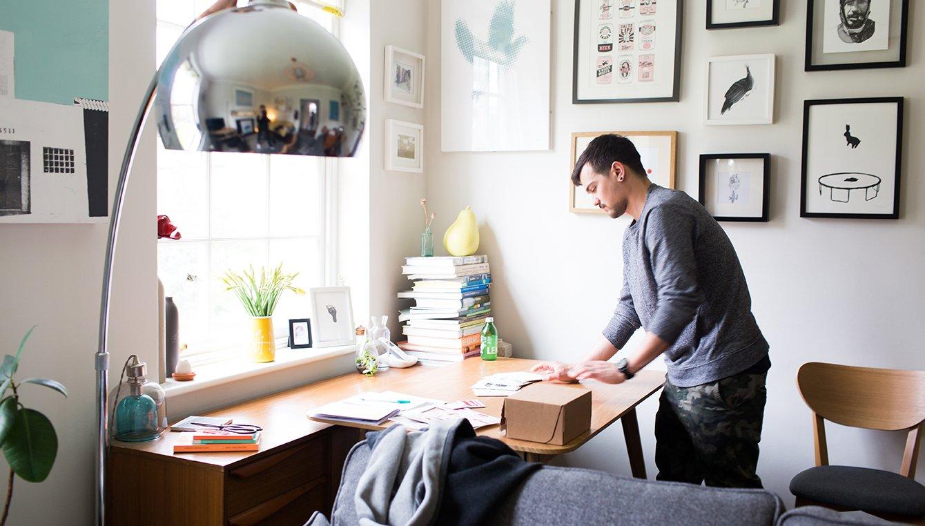 Crea tu perfil de artesano