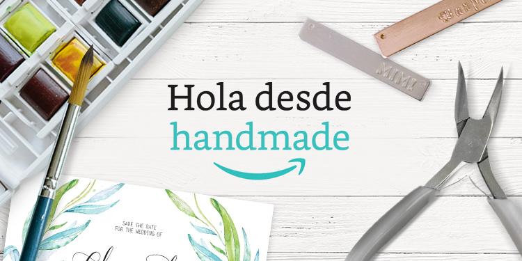 Hola desde Handmade - Tres razones principales para comprar en Handmade