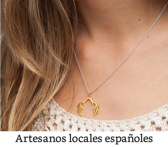 Artesanos locales españoles