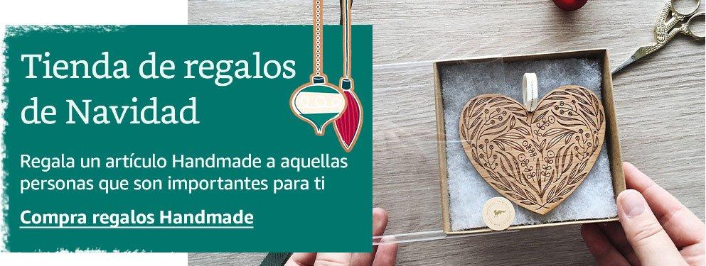 Tienda de regalos de Navidad. Regala un artículo Handmade a aquellas personas que son importantes para ti. Compra regalos Handmade