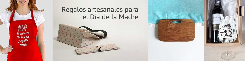 Regalos artesanales para el Día de la Madre