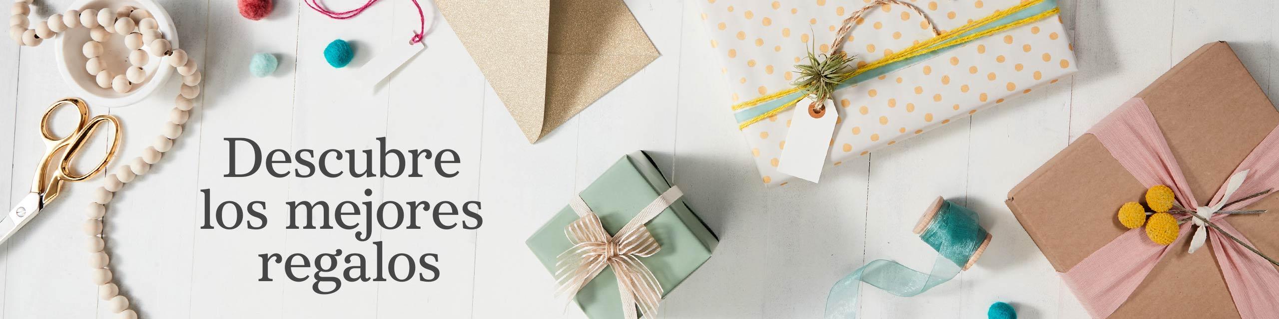 Descubre los mejores regalos