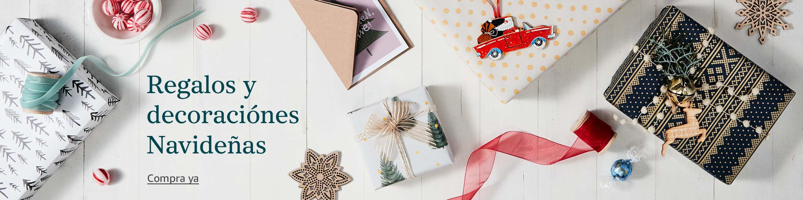 Hecho para ti Encuentra regalos y decoración para esta Navidad
