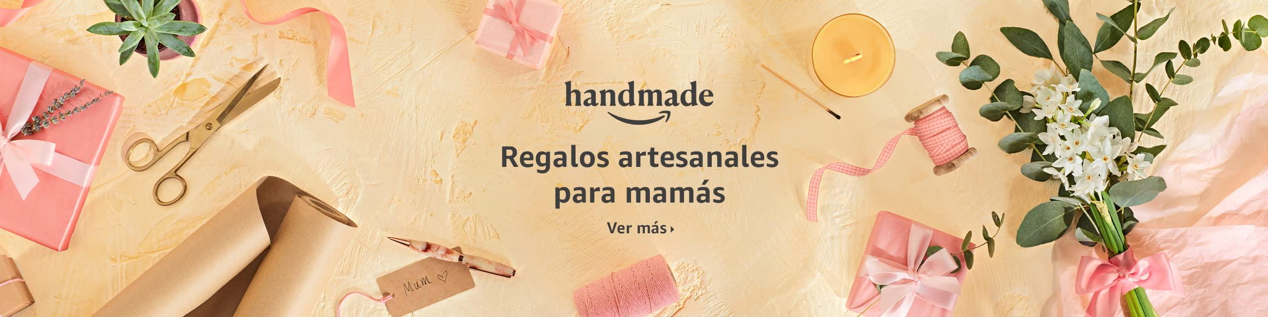 Regalos artesanales para mamás