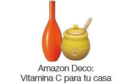 Amazon Deco: Vitamina C para tu casa