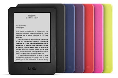 Amazon - Funda protectora para Kindle (7ª generación - modelo de ...