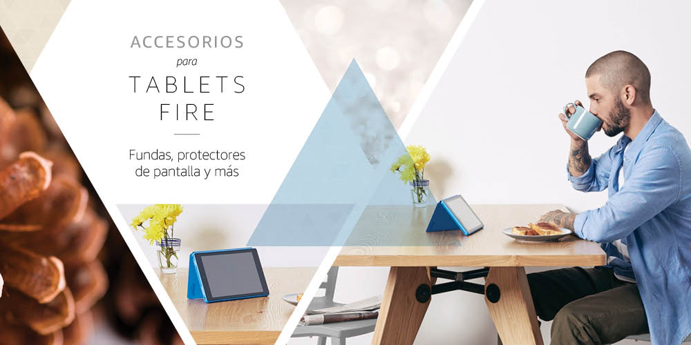 Accesorios para tablets Fire
