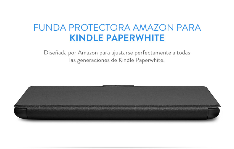 Amazon - Funda protectora para Kindle Paperwhite, color magenta ...